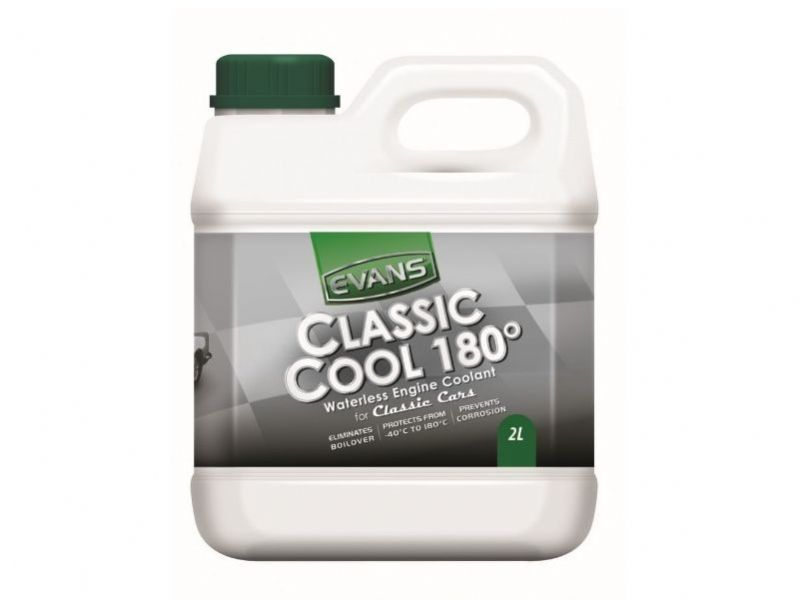 Ford Sierra Sapphire Cosworth 2wd EVANS Waterless Coolant Classic Cool 180°C 2litres EVCC1802L